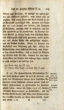 Bild der Seite - 225 - in Staat- und Kirchengeschichte des Herzogthum Steyermarks, Band 5