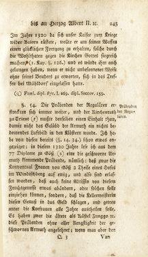 Bild der Seite - 245 - in Staat- und Kirchengeschichte des Herzogthum Steyermarks, Band 5