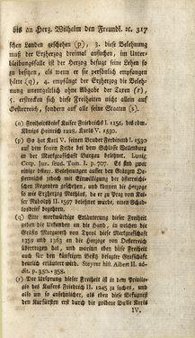 Bild der Seite - 317 - in Staat- und Kirchengeschichte des Herzogthum Steyermarks, Band 5