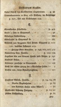 Bild der Seite - (000493) - in Staat- und Kirchengeschichte des Herzogthum Steyermarks, Band 5