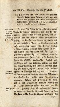 Bild der Seite - 226 - in Staat- und Kirchengeschichte des Herzogthum Steyermarks, Band 6