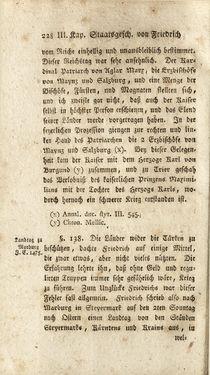 Bild der Seite - 228 - in Staat- und Kirchengeschichte des Herzogthum Steyermarks, Band 6