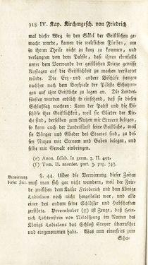 Bild der Seite - 318 - in Staat- und Kirchengeschichte des Herzogthum Steyermarks, Band 6