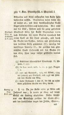 Bild der Seite - 388 - in Staat- und Kirchengeschichte des Herzogthum Steyermarks, Band 6