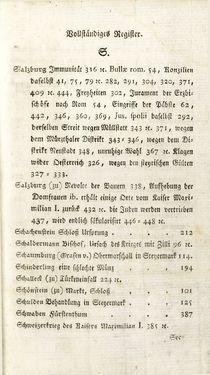 Bild der Seite - (000483) - in Staat- und Kirchengeschichte des Herzogthum Steyermarks, Band 6