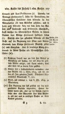 Bild der Seite - 277 - in Staat- und Kirchengeschichte des Herzogthum Steyermarks, Band 7