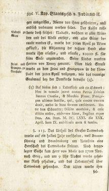 Image of the Page - 336 - in Staat- und Kirchengeschichte des Herzogthum Steyermarks, Volume 7