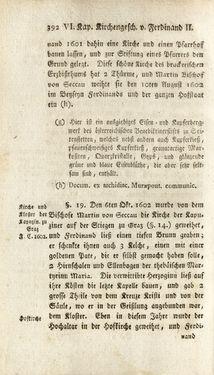 Bild der Seite - 392 - in Staat- und Kirchengeschichte des Herzogthum Steyermarks, Band 7