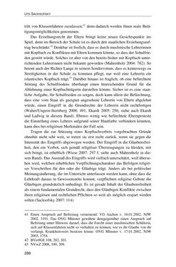 Bild der Seite - 288 - in Der Stoff, aus dem Konflikte sind - Debatten um das Kopftuch in Deutschland, Österreich und der Schweiz