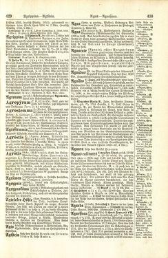 Bild der Seite - 430 - in Pierers Konversations-Lexikon - A-Aufstehen, Band 1