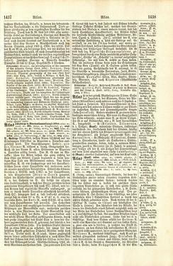 Bild der Seite - 1438 - in Pierers Konversations-Lexikon - A-Aufstehen, Band 1