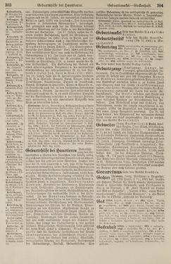 Image of the Page - 304 - in Pierers Konversations-Lexikon - Front Range - Hallenkirche, Volume 6