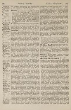 Image of the Page - 392 - in Pierers Konversations-Lexikon - Front Range - Hallenkirche, Volume 6