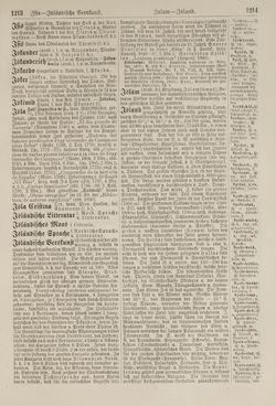 Bild der Seite - 1214 - in Pierers Konversations-Lexikon - Haller-Kaltbrenner, Band 7