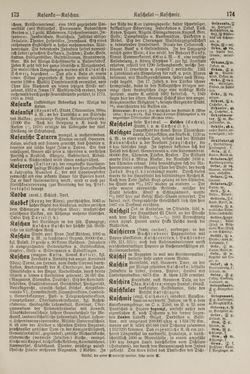 Bild der Seite - 174 - in Pierers Konversations-Lexikon - Kalkeinlagerungen-Lübbesee, Band 8