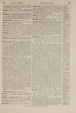 Bild der Seite - 862 - in Pierers Konversations-Lexikon - Kalkeinlagerungen-Lübbesee, Band 8