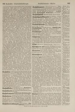 Bild der Seite - 902 - in Pierers Konversations-Lexikon - Kalkeinlagerungen-Lübbesee, Band 8