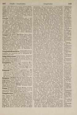 Bild der Seite - 1138 - in Pierers Konversations-Lexikon - Kalkeinlagerungen-Lübbesee, Band 8