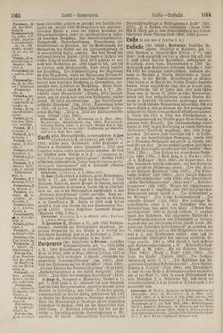 Bild der Seite - 1164 - in Pierers Konversations-Lexikon - Kalkeinlagerungen-Lübbesee, Band 8