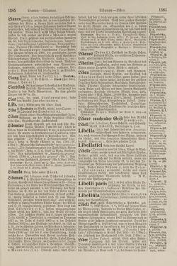 Bild der Seite - 1386 - in Pierers Konversations-Lexikon - Kalkeinlagerungen-Lübbesee, Band 8