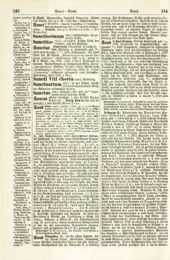Bild der Seite - 243 - 244 - in Pierers Konversations-Lexikon - Rufen-Symi, Band 11