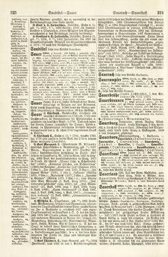 Bild der Seite - 323 - 324 - in Pierers Konversations-Lexikon - Rufen-Symi, Band 11