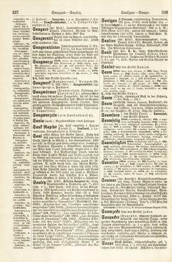 Bild der Seite - 327 - 328 - in Pierers Konversations-Lexikon - Rufen-Symi, Band 11
