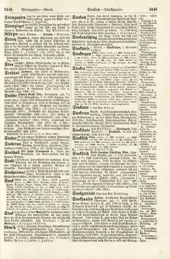 Bild der Seite - 1445 - 1446 - in Pierers Konversations-Lexikon - Rufen-Symi, Band 11
