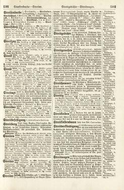 Bild der Seite - 1501 - 1502 - in Pierers Konversations-Lexikon - Rufen-Symi, Band 11