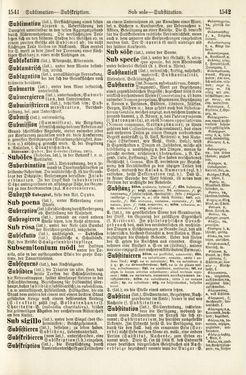 Bild der Seite - 1541 - 1542 - in Pierers Konversations-Lexikon - Rufen-Symi, Band 11