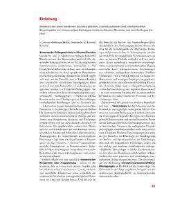 Image of the Page - 15 - in Enzyklopädie der slowenischen Kulturgeschichte in Kärnten/Koroška - Von den Anfängen bis 1942, Volume 1: A – I