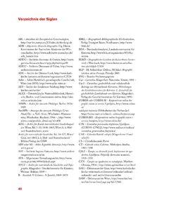 Image of the Page - 40 - in Enzyklopädie der slowenischen Kulturgeschichte in Kärnten/Koroška - Von den Anfängen bis 1942, Volume 1: A – I