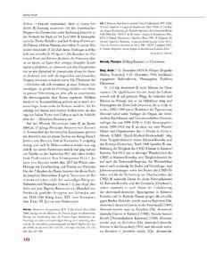 Bild der Seite - 142 - in Enzyklopädie der slowenischen Kulturgeschichte in Kärnten/Koroška - Von den Anfängen bis 1942, Band 1: A – I