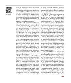Image of the Page - 315 - in Enzyklopädie der slowenischen Kulturgeschichte in Kärnten/Koroška - Von den Anfängen bis 1942, Volume 1: A – I