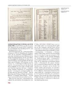 Bild der Seite - 754 - in Enzyklopädie der slowenischen Kulturgeschichte in Kärnten/Koroška - Von den Anfängen bis 1942, Band 2 : J – Pl