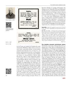 Bild der Seite - 1371 - in Enzyklopädie der slowenischen Kulturgeschichte in Kärnten/Koroška - Von den Anfängen bis 1942, Band 3 : PO - Ž