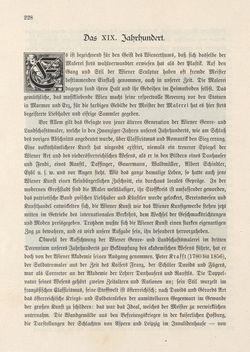 Image of the Page - 228 - in Die österreichisch-ungarische Monarchie in Wort und Bild - Wien und Niederösterreich, 1. Abteilung: Wien, Volume 1