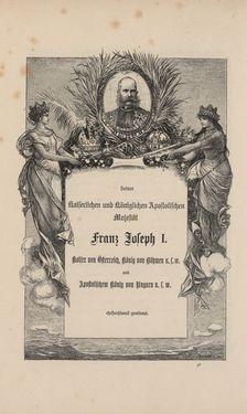 Bild der Seite - 3 - in Die österreichisch-ungarische Monarchie in Wort und Bild - Übersichtsband, 1. Abteilung: Naturgeschichtlicher Teil, Band 2
