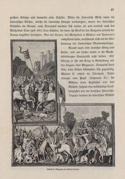 Bild der Seite - 27 - in Die österreichisch-ungarische Monarchie in Wort und Bild - Übersichtsband, 1. Abteilung: Geschichtlicher Teil, Band 3