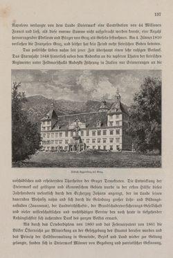 Bild der Seite - 137 - in Die österreichisch-ungarische Monarchie in Wort und Bild - Steiermark, Band 7