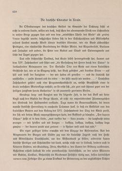 Bild der Seite - 410 - in Die österreichisch-ungarische Monarchie in Wort und Bild - Kärnten und Krain, Band 8