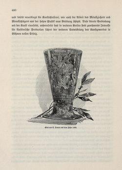 Bild der Seite - 460 - in Die österreichisch-ungarische Monarchie in Wort und Bild - Böhmen (2), Band 15