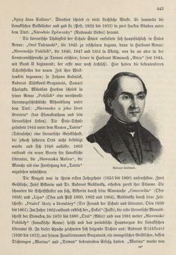 Bild der Seite - 443 - in Die österreichisch-ungarische Monarchie in Wort und Bild - Ungarn (5), Band 18