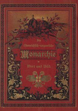 Bild der Seite - Titelblatt vorne - in Die österreichisch-ungarische Monarchie in Wort und Bild - Ungarn (6), Band 21