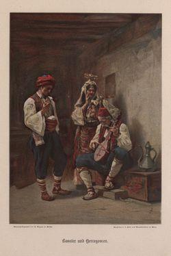 Image of the Page - (00000495) - in Die österreichisch-ungarische Monarchie in Wort und Bild - Bosnien und Herzegowina, Volume 22