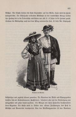 Image of the Page - 421 - in Die österreichisch-ungarische Monarchie in Wort und Bild - Ungarn (7), Volume 23