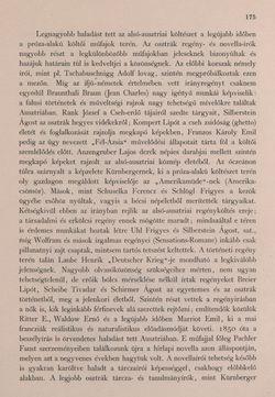 Bild der Seite - 175 - in Az Osztrák-Magyar Monarchia írásban és képben - Bécs és Alsó-Ausztria (Bécs), Band 1