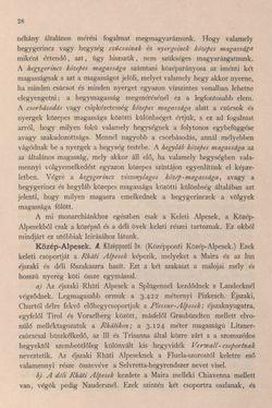 Bild der Seite - 28 - in Az Osztrák-Magyar Monarchia írásban és képben - Bevezetö Kötet (I), Band 2