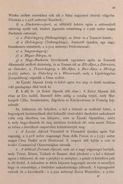 Bild der Seite - 35 - in Az Osztrák-Magyar Monarchia írásban és képben - Bevezetö Kötet (I), Band 2