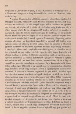 Image of the Page - 206 - in Az Osztrák-Magyar Monarchia írásban és képben - Bevezetö Kötet (I), Volume 2